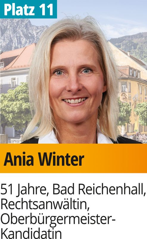 11 - Ania Winter