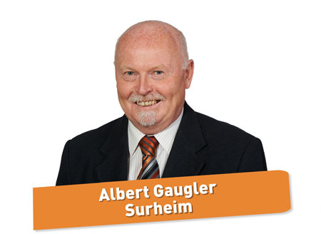 albert gaugler