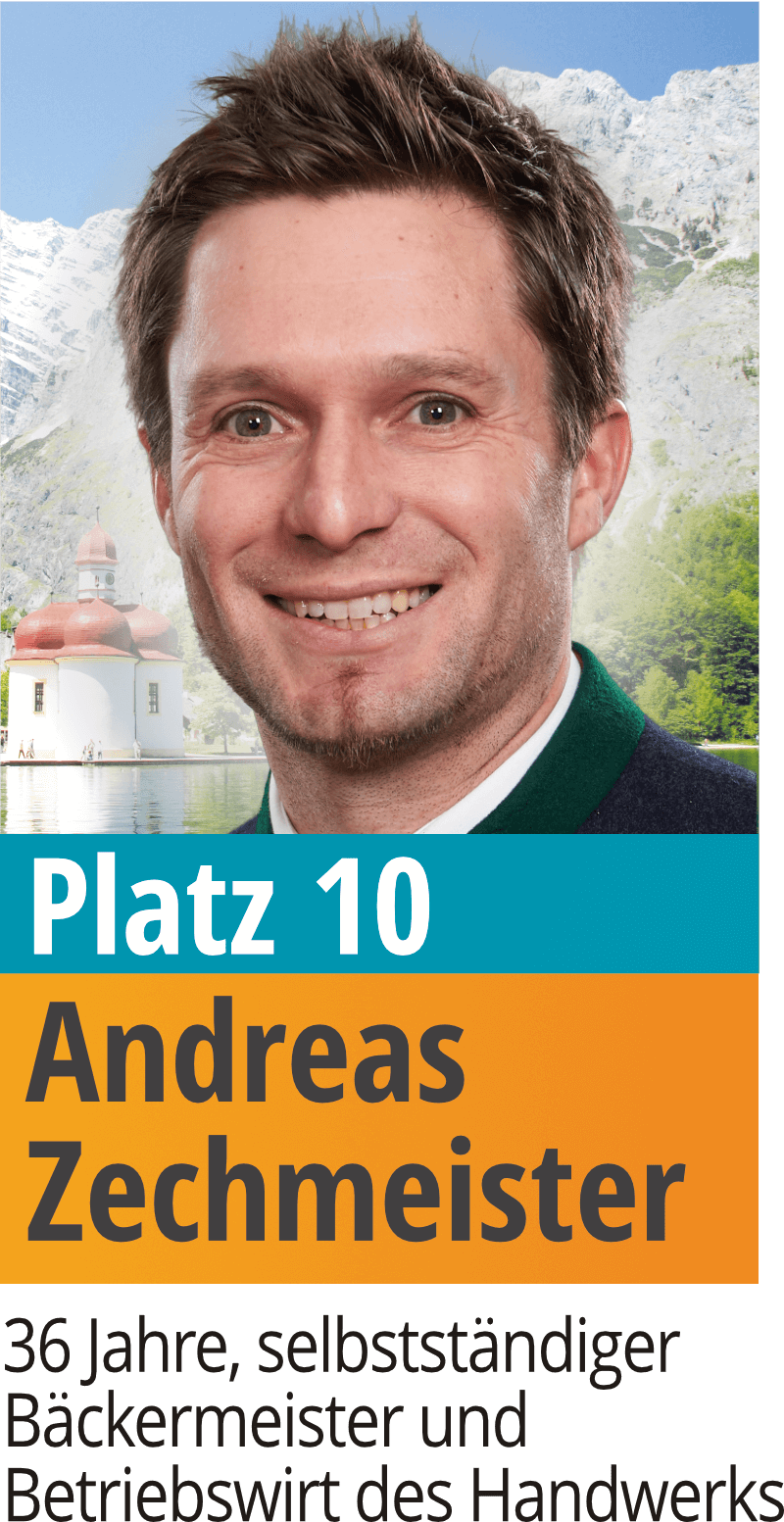 10 Andreas Zechmeister