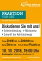 Landtagsfraktion vor Ort in Berchtesgaden