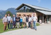 Kreis-FW besucht Obersalzberg